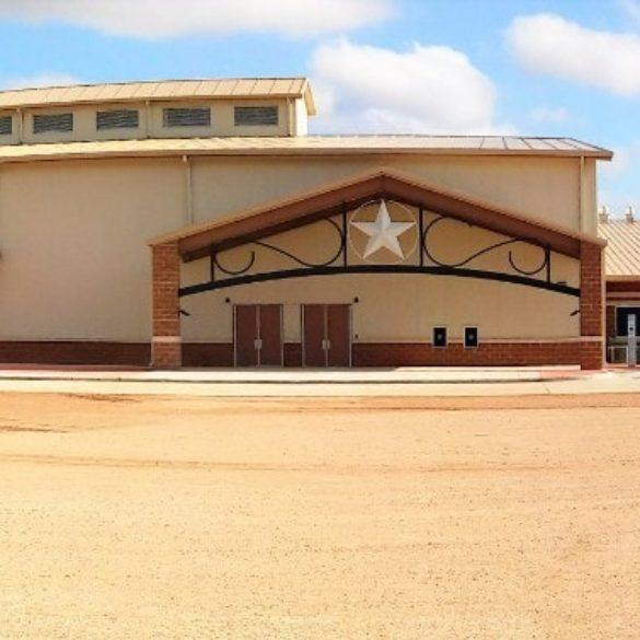 DIMMIT COUNTY RODEO ARENA