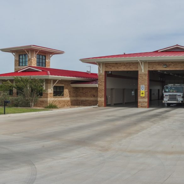 San Angelo Fire Station 5 and 7