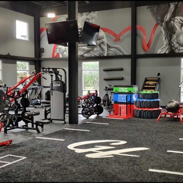 Grind House Training Facility