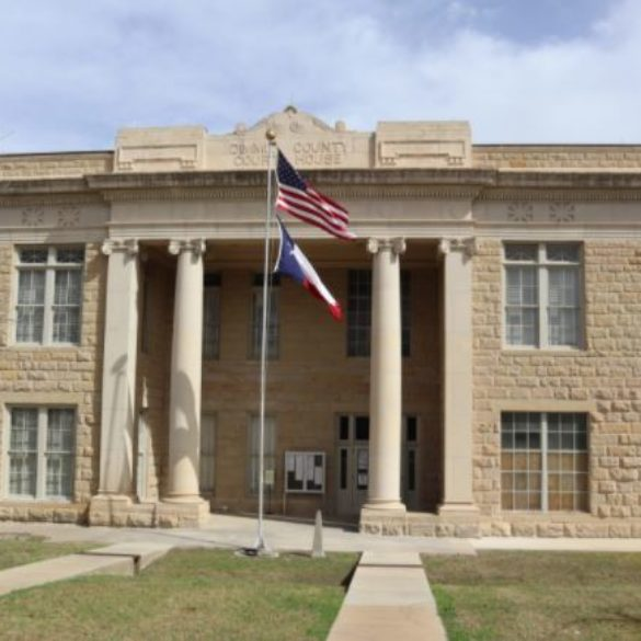 DIMMITT COUNTY COURTHOUSE