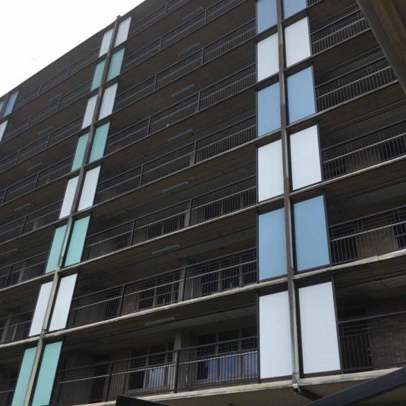 SAHA – Victoria Plaza Apartments